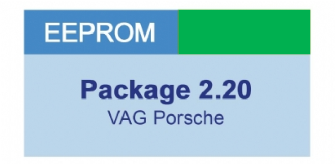 MiraClone - Eeprom Package 2-20 VAG and Porsche - 3 modules