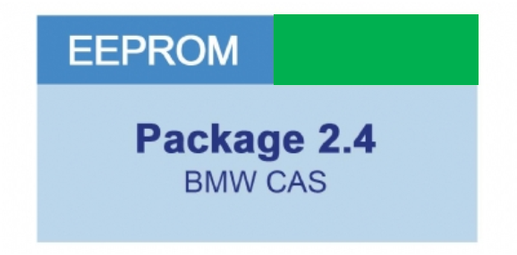 MiraClone - Eeprom Package 2-4 BMW Cas - 4 modules