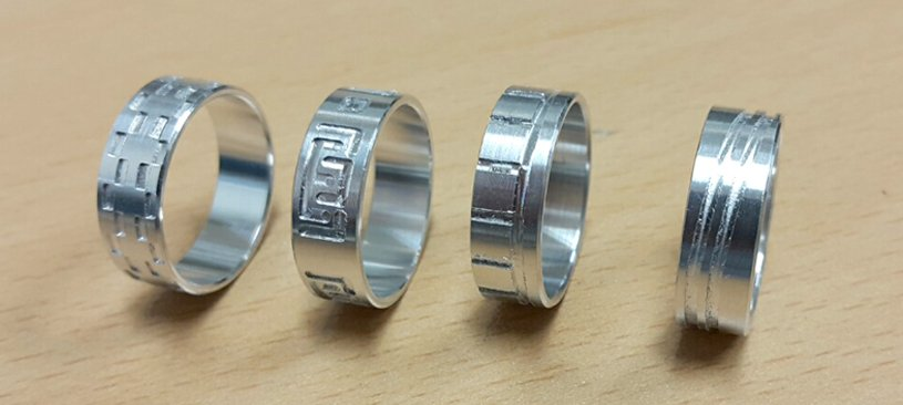 Ring Engraving Adapter - Magic 70 - MAGIC Engraving Series