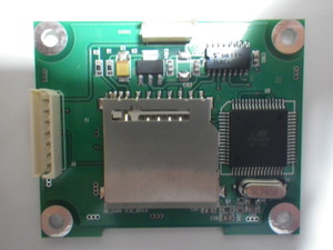 Miracle A5 SD Memory board