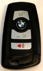 BMW FEM/BDC 4 button remote key 434MHZ 2013- with alarm