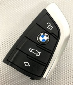 BMW FEM/BDC Smart Remote 4 Button 2015+ OEM