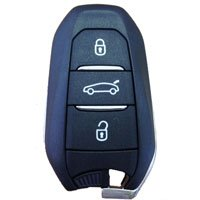 Citroen DS5 2011-2016 Smart Remote Key OEM