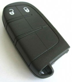 Fiat keyless entry tombstone 2011- OEM remote