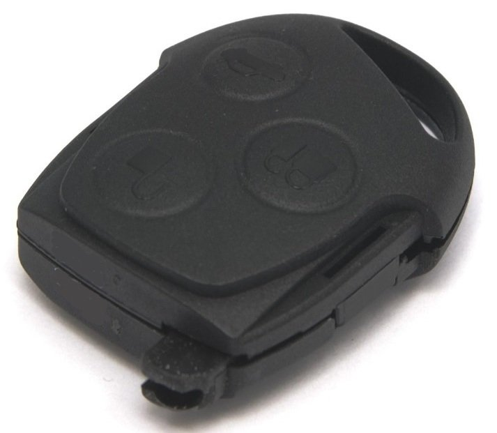 Ford 3 button Remote Black 1998-2008 OEM