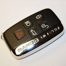 LandRover 2009-2013 5 Button Prox Discovery 4 Remote key Aftermarket