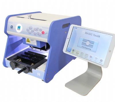 Magic 2S- Compact Engraving Machine