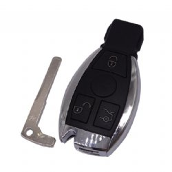 Mercedes 3 Button remote (BGA & BE) Aftermarket