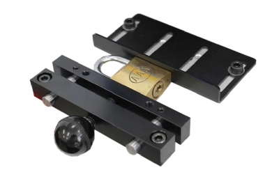 Padlock L-Type Clamp - Magic F30P/F300P - MAGIC Engraving Series