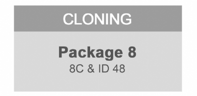 MiraClone - Cloning Package 8 8C & ID48
