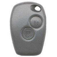 Renault Clio 2/ Kangoo 2 Etc 2 Button key after 2008 Premium quality