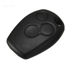 Renault 3 Button Remote Upto 2008 Aftermarket