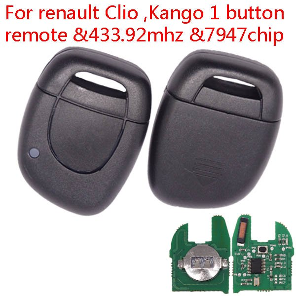 Renault 2001 Up Clio/Kangoo Button Aftermarket