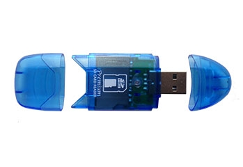 Miracle USB SD Card Reader - Miracle A5/A6/A9