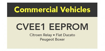 TrueCode - CVEE1 EEPROM Software (Commercial Vehicles)