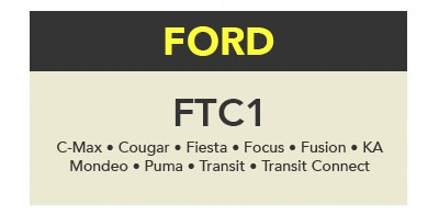 TrueCode - FTC1 Software Update (Ford)