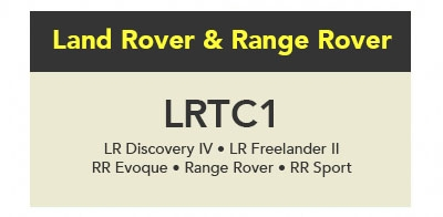 TrueCode - LRTC1 Software Update (Land Rover & Range Rover)