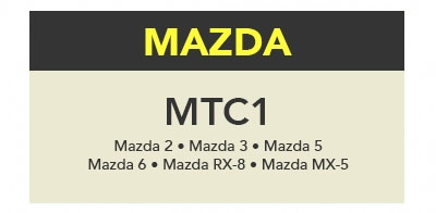 TrueCode - MTC1 Software Update (MAZDA)