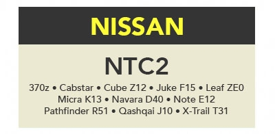 TrueCode - NTC2 Software Update (Nissan)