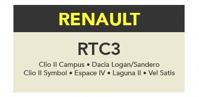 TrueCode - RTC3 Software Update (Renault)