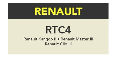 TrueCode - RTC4 Software Update (Renault)
