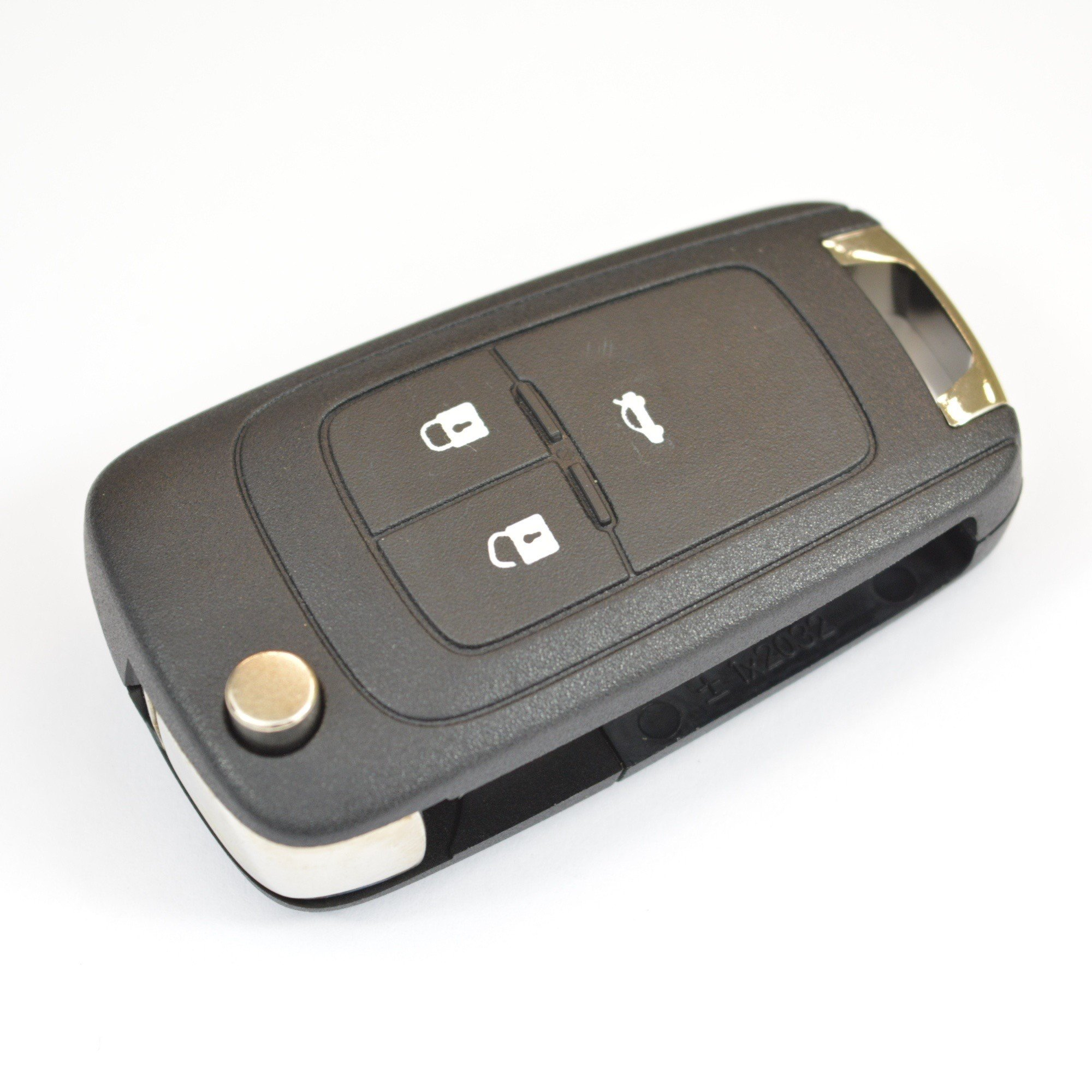 Vauxhall 2009-2016 3 Button Astra J and Insignia OEM Remote