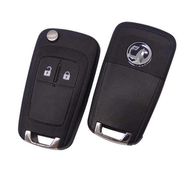 Vauxhall 2 Button OEM Remote for Corsa E, Astra J and Insignia